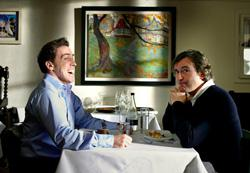 """Rob Brydon and Steve Coogan in """"The Trip."""""""