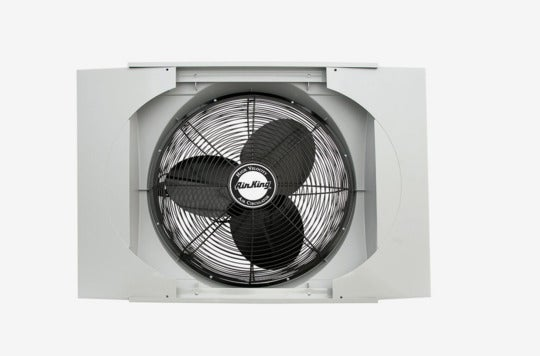 Air King 20-Inch Whole-House Window Fan.