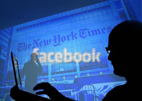 Facebook New York Times