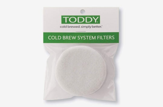 Toddy Filters.