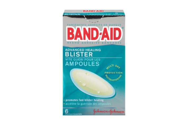 Advanced Healing Blister Band-Aid.