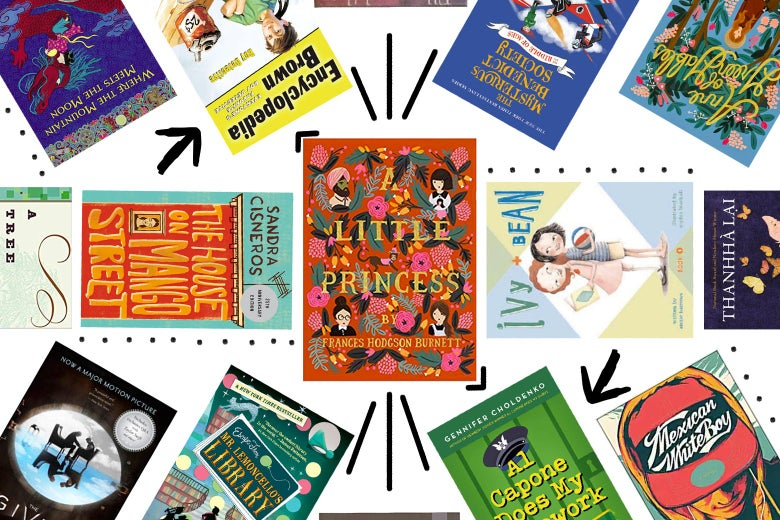 Your Kids' Favorite Authors Tell Them What to Read This Summer