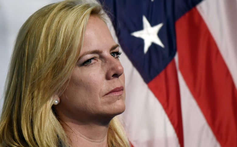 Here's a Dishonest Tweet from Secretary of Homeland Security Kirstjen Nielsen and Also Five Limericks