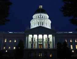 California state capitol. Click image to expand.