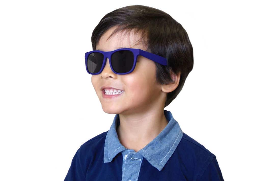 Bib-On Wayfarer Sunglasses.