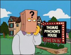 Thomas Pynchon Bleeding Edge first page: novel about New York in 2001 is out this fall.