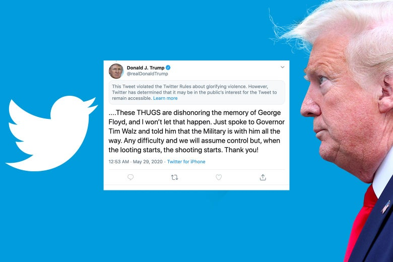 The Trump-Twitter War Shows That Section 230 Can...