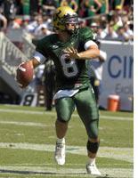Quarterback Matt Grothe. Click image to expand.