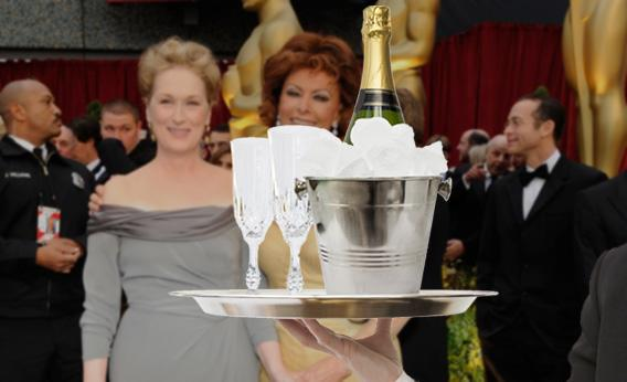 Drinking at the Oscars?