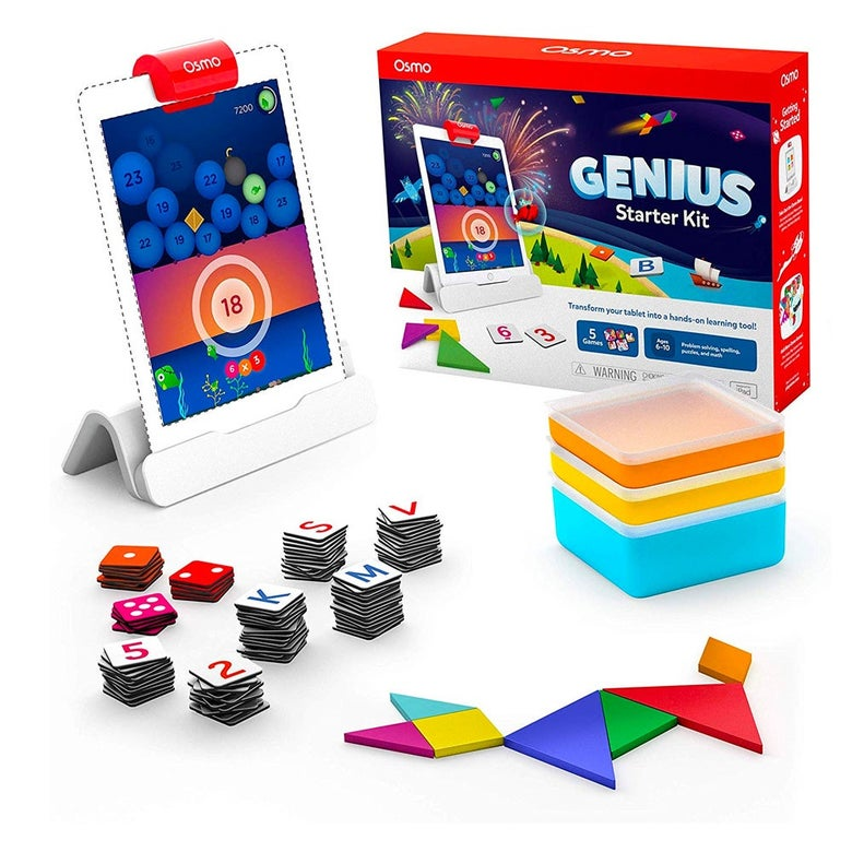 Osmo Genius Stater Kit for iPad.