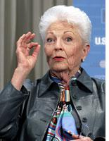 Former Texas Gov. Ann Richards. Click image to expand.