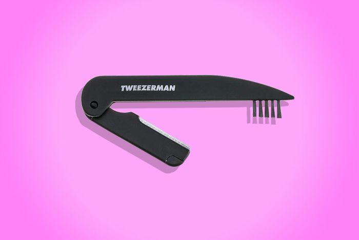 Tweezerman Precision Folding Brow Razor