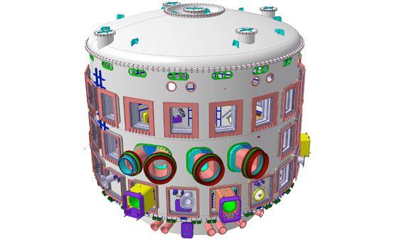 ITER vacuum vessel
