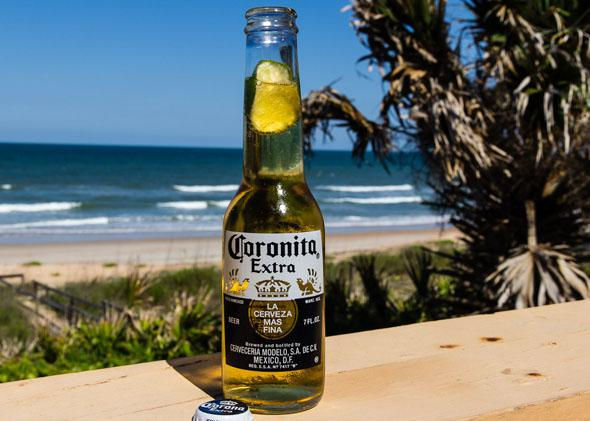 Corona By The Beach