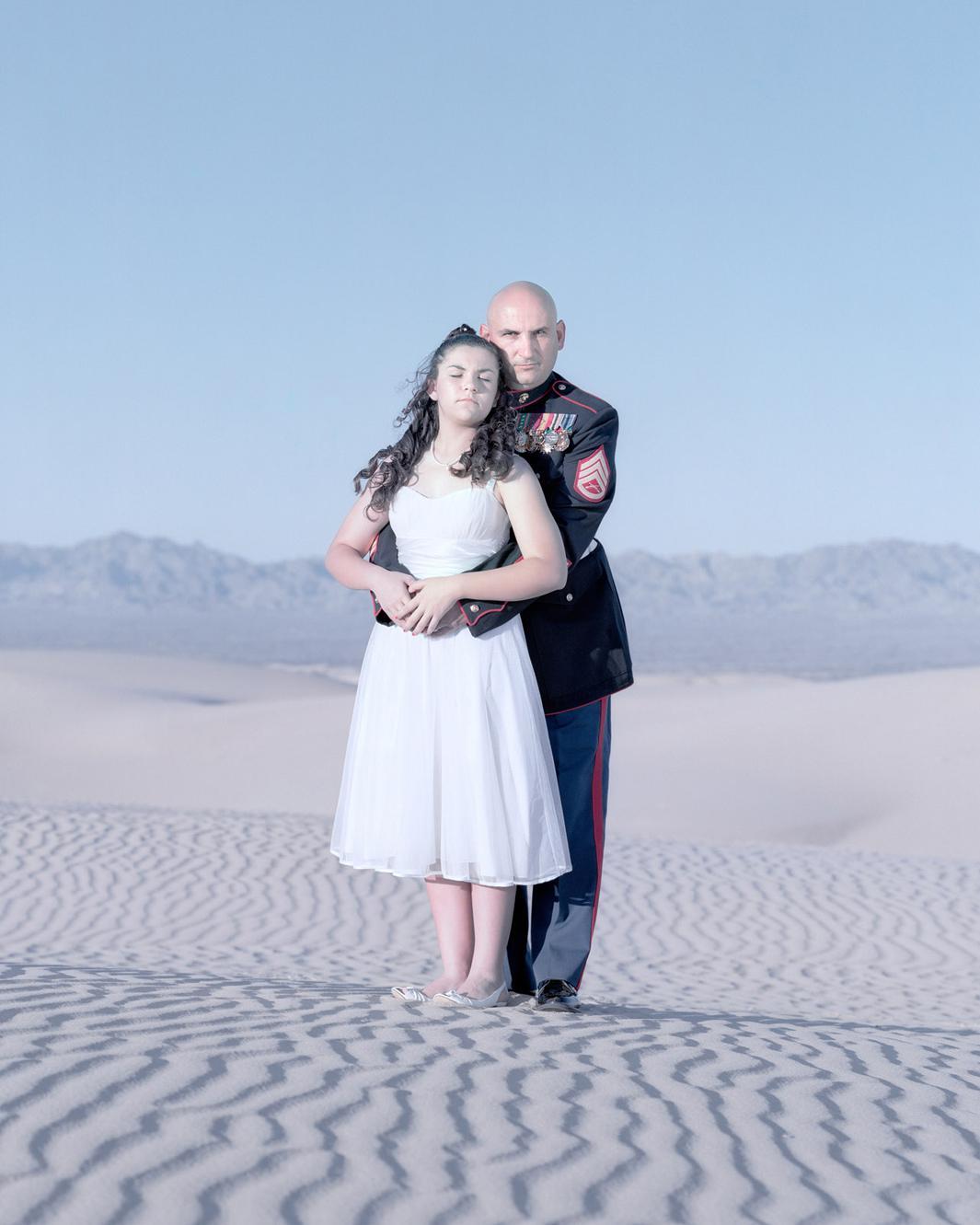 Miranda and Jody Heckert, Yuma, Arizona.
