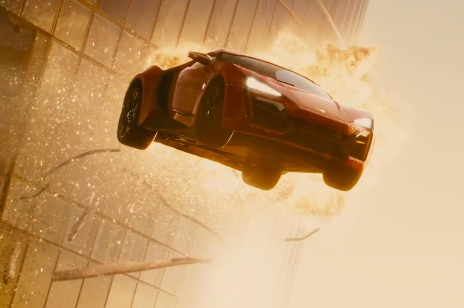 Could Furious 7's Double-Skyscraper Jump Really Happen? We Asked a Physicist.