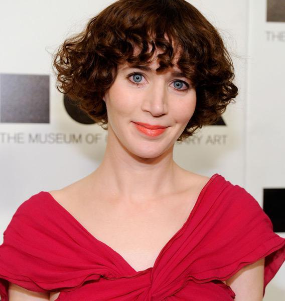 Director, actress and author Miranda July.
