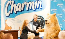Charmin's Leonard the bear. Click image to expand.