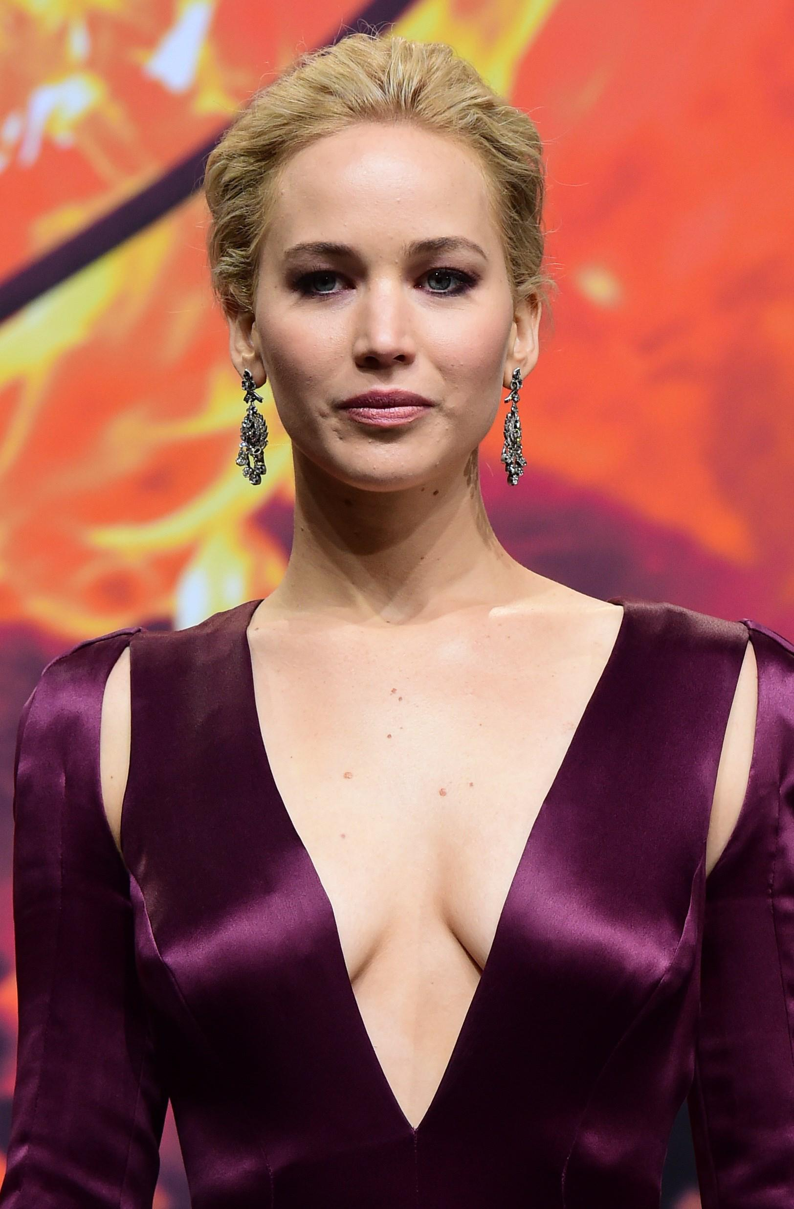 Jennifer Lawrence is our mole-iest sex symbol of all time.