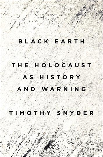 Black Earth Book Cover.