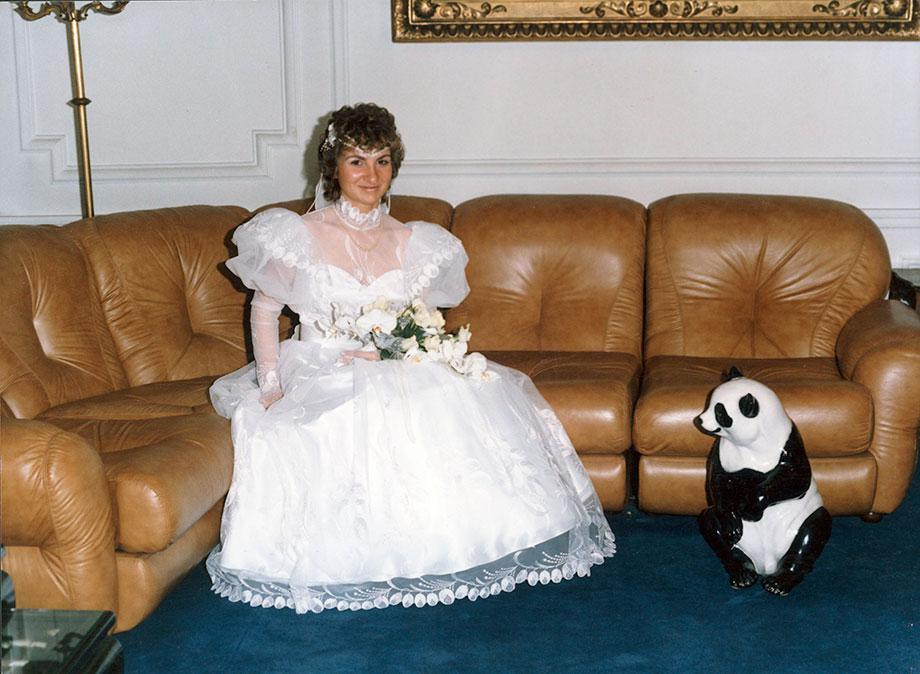 Jean-Christian Bourcart weddings