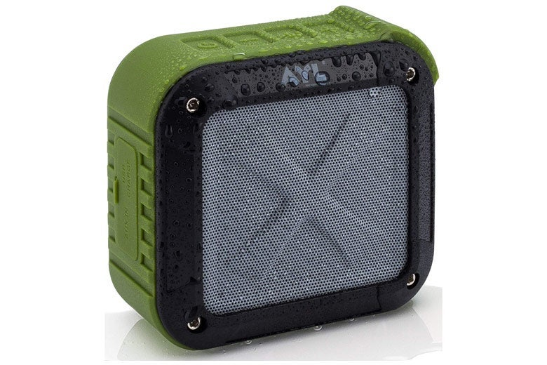 AYL portable shower-friendly Bluetooth speaker