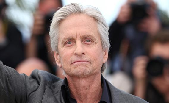 Actor Michael Douglas attends the 'Behind The Candelabra' Photocall during The 66th Annual Cannes Film Festival on May 21, 2013 in Cannes, France.