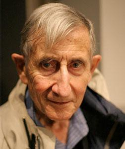 Freeman Dyson. Click image to expand.