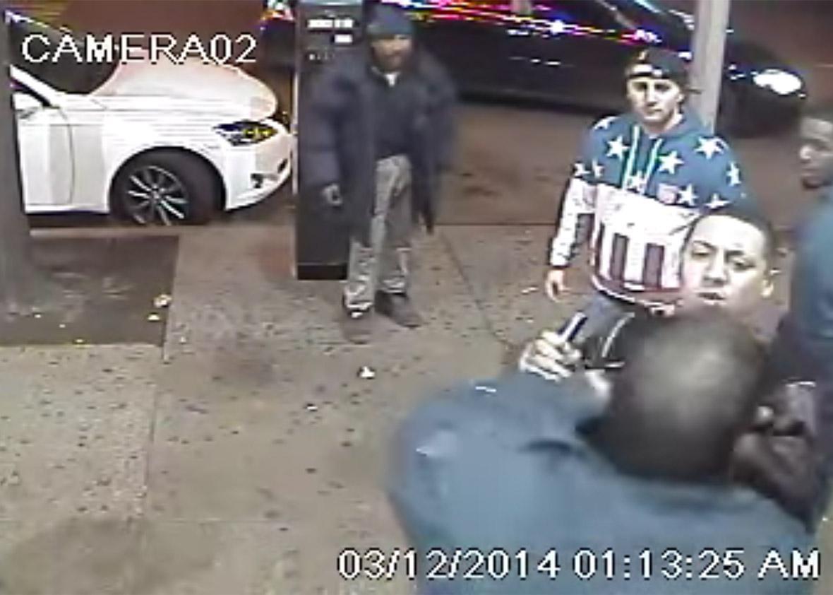 Jason Disisto arrest 2/3