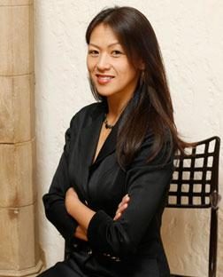 Author Amy Chua. Click image to expand.