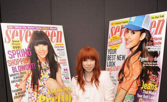Carly Rae Jepsen, just one of Canada's many exciting export products