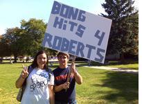Bong hits for Roberts. Click image to expand.