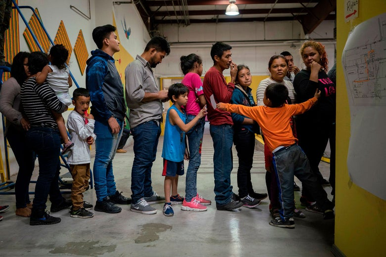 How Trump made the atrocious immigrant detention conditions under