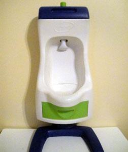Peter Potty Toddler Urinal