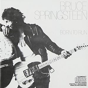 Born to Run album cover.