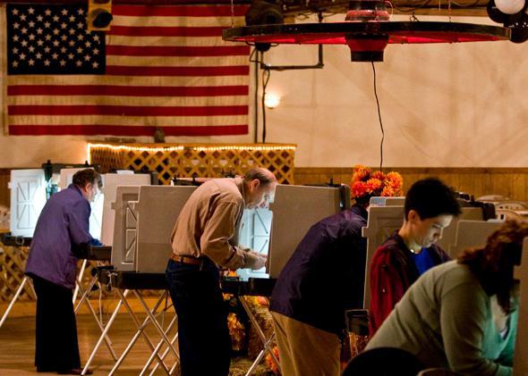 Voting: North Carolina