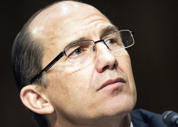Sean Joyce, deputy director of the Federal Bureau of Investigation