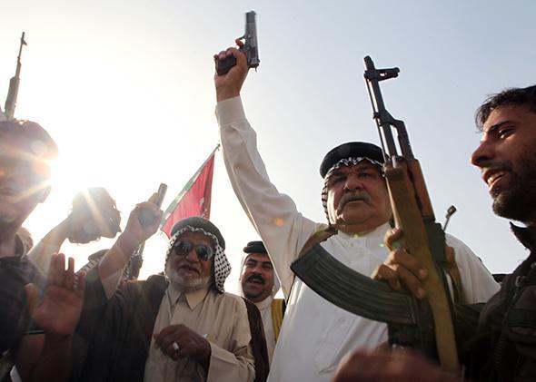 Iraqi Shiite men.