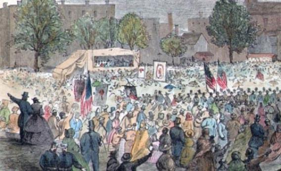 D.C. Emancipation celebrated for the first time