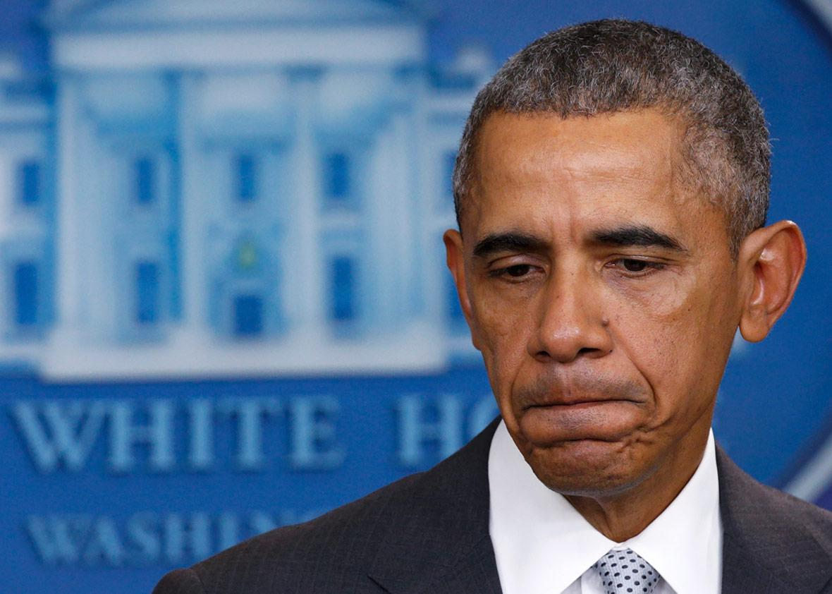 Obama Addresses Paris Attack: This Is an Attack on All Humanity