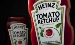 Heinz ketchup.