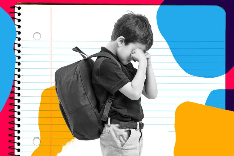 Your Childs Rights Response To >> What To Do When Your Child Cries At School Drop Off