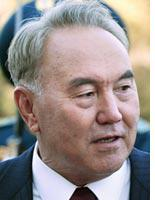 Nazarbayev, firmly in charge of Kazakhstan