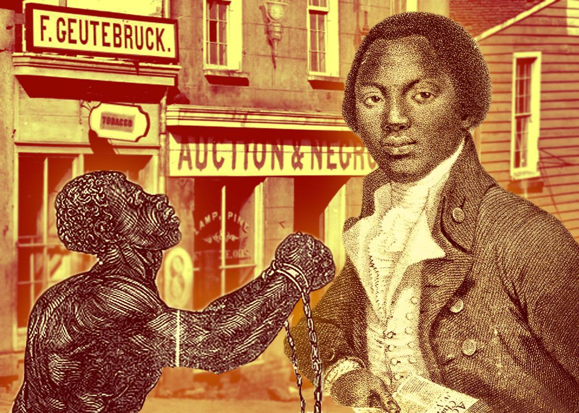 history of slavery.