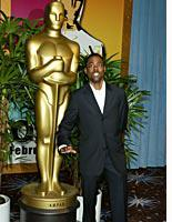 Will Chris Rock upstage Oscar?