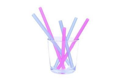 GoSili Reusable Silicone Straws