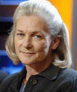 French writer Elisabeth Badinter
