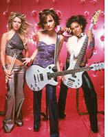 Reid, Cook, and Dawson in Josie and the Pussycats