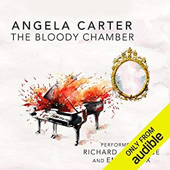 The Bloody Chamber audiobook cover.