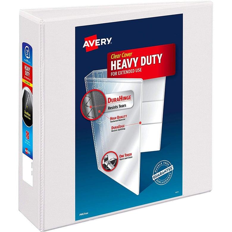Avery Heavy Duty 3-Ring Binder